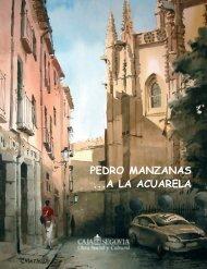 Catalogo Pedro Manzanas - Obra Social y Cultural Caja Segovia