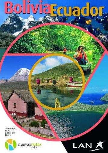 Bolivia - Inicio | NuevasRutas.com