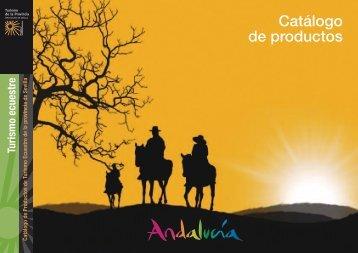 Catálogo de productos - Turismo de la Provincia de Sevilla