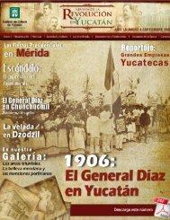 ano 1, numero4, septiembre 2009 - Biblioteca Virtual de Yucatán