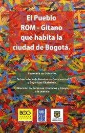 el pueblo rom - gitano que habita la ciudad de bogotá - Corporación ...