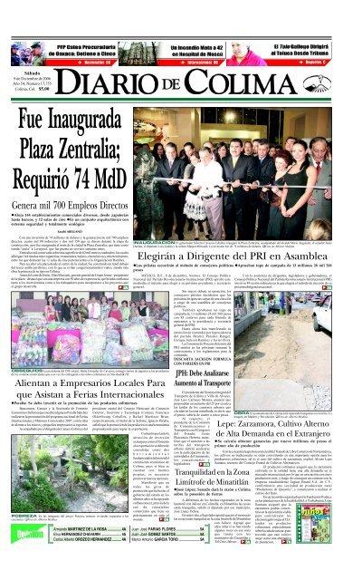 Genera Mil 700 Empleos Directos Universidad De Colima