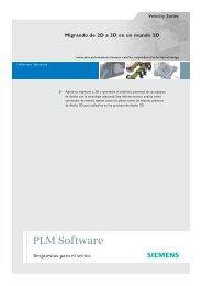 Migrando de 2D a 3D en un mundo 2D - Siemens PLM Software