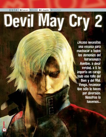 Descargar Devil May Cry 2 - Mundo Manuales