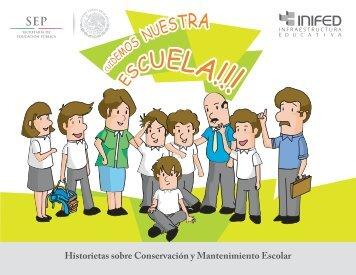 Historietas sobre Conservación y Mantenimiento Escolar - Instituto ...