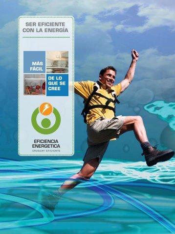 SER EFICIENTE CON LA ENERGÍA - Eficiencia Energética Uruguay