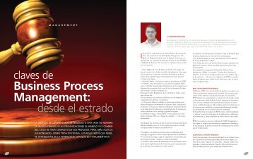 Claves de Business Process Management - Pragma Consultores