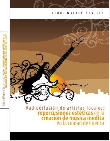 1 - Artes - Universidad de Cuenca