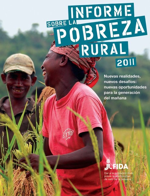 Informe sobre la pobreza rural 2011 - IFAD