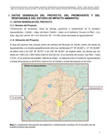 Guía para la presentación de la manifestación - sinat - Semarnat