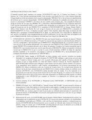 CONTRATO DE LICENCIA DE CITRIX El presente acuerdo legal ...