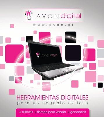 HERRAMIENTAS DIGITALES - Avon