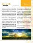 Dios ha sido bueno - Cuarto día - Page 5