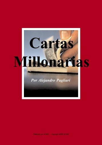 Cartas Millonarias - Formarse a Distancia