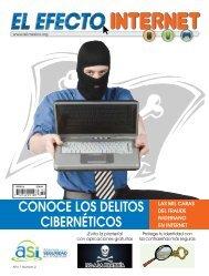 conoce los delitos cibernéticos - Alianza por la Seguridad en Internet
