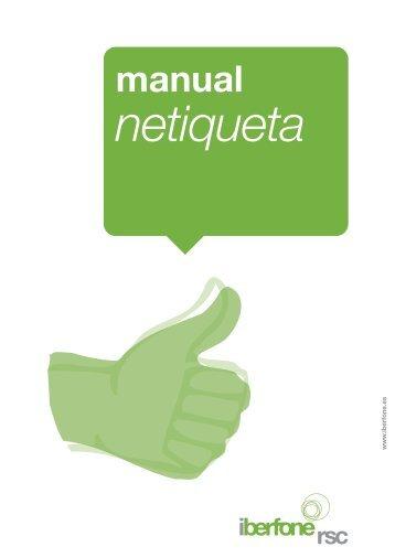maquetacion NETIQUETA - Blog de Iberfone | Blog de Iberfone
