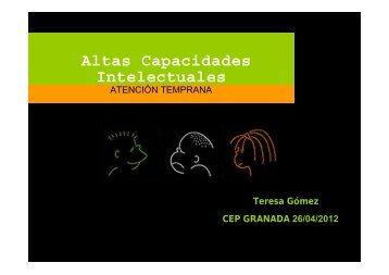 TERESA GÓMEZ 2012.pdf - Aula virtual de los CEP de Granada