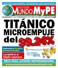 BECA PARA JÓVENES EMPRENDEDORES - Mundo MyPE
