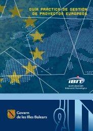 Guía práctica de Gestión de proyectos europeos - UNED