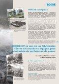 Filtro para pozo de agua y sistemas de revestimiento - Page 5