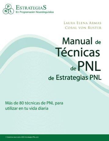 39 tecnicas de pnl pdf