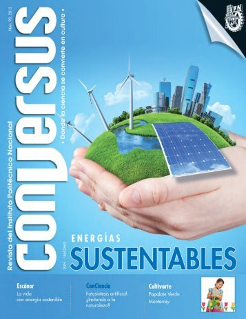 98 Energías Sustentables - Centro de Difusión de la Ciencia y la ...