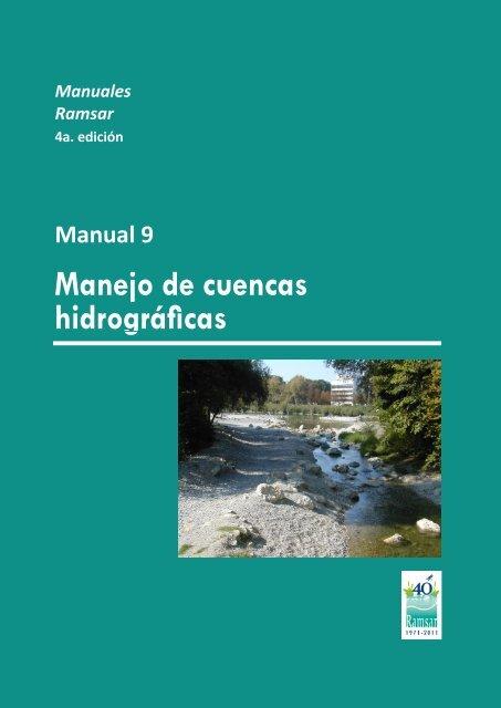 Manejo de cuencas hidrográficas - Ramsar Convention on Wetlands