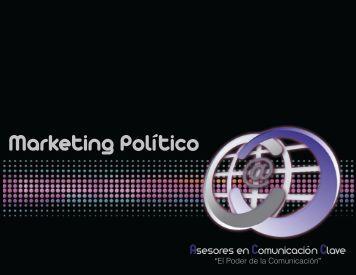 Marketing Político - Asesores en Comunicación Clave