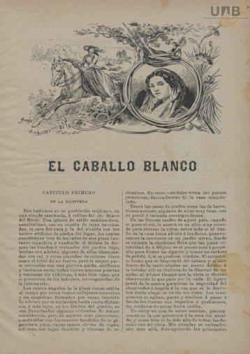 EL CABALLO BLANCO