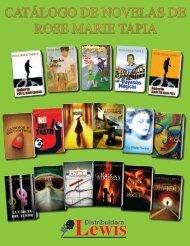 Catálogo de obras literarias - Rose Marie Tapia R. Escritora ...