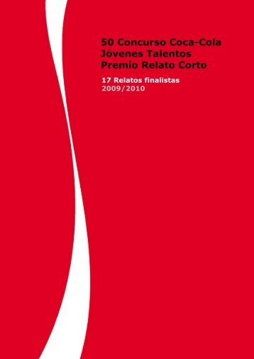 50 Concurso Coca-Cola Jóvenes Talentos Premio Relato Corto