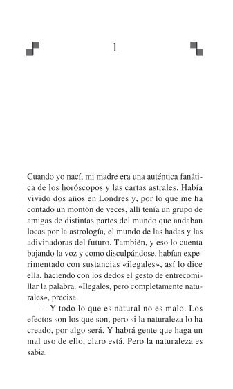 Leed un fragmento... - Angel Burgas