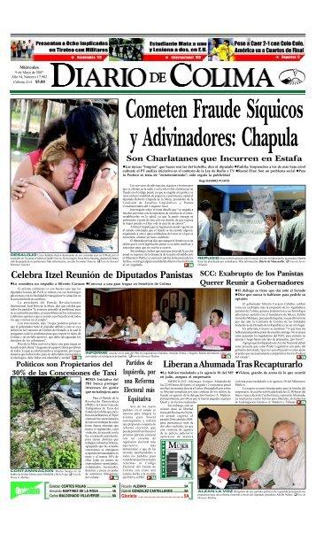 Celebra Itzel Reunión de Diputados Panistas - Universidad de Colima