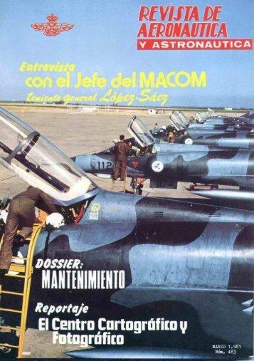 Nº 483 1981 Marzo - Portal de Cultura de Defensa - Ministerio de ...