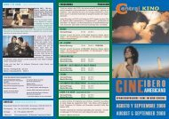 CINEIBERO - Central-Kino