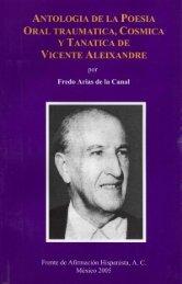 antologia de la poesia - Frente de Afirmación Hispanista