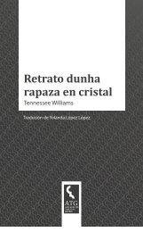 Retrato dunha rapaza en cristal - Asociación de Tradutores Galegos