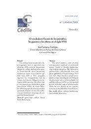 Ana Carranza Torrejón - Çédille. Revista de estudios franceses