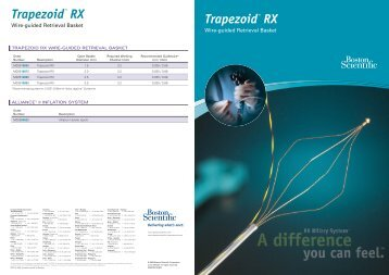 Trapezoid™ RX