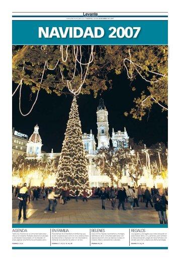 especial navidad 2007 - Levante-EMV