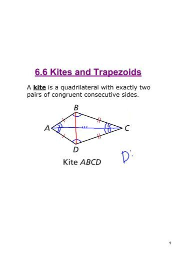 geometry section 11 2 areas of trapezoids rhombuses and kites. Black Bedroom Furniture Sets. Home Design Ideas
