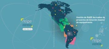 Gestión de RAEE derivados de proyectos de dotación ... - GrupoMuu