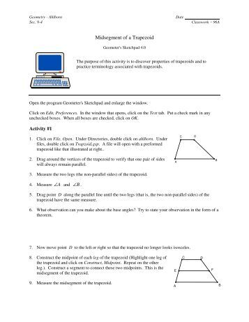 ... midsegments worksheet pdf midsegments worksheet pdf from twhs