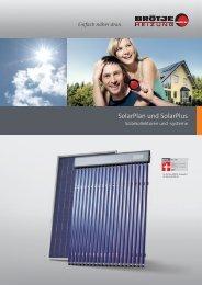 Solarkollektoren und -systeme