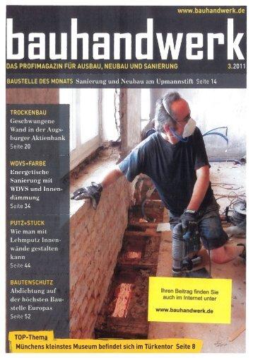 hauhandwerk - REC Bauelemente