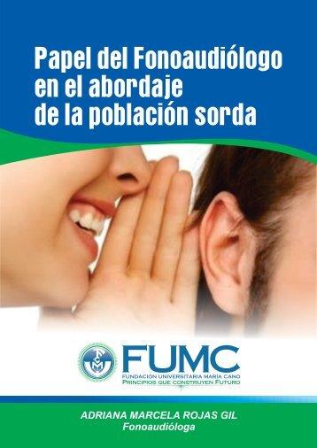 papel del fonoaudiólogo en el abordaje de la población sorda