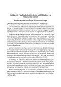 papel del fonoaudiólogo en el abordaje de la población sorda - Page 6