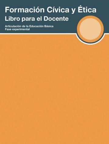 Formación Cívica y Ética - Secretaría de Educación del Estado de ...