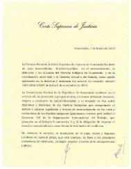No. de Proceso1004-2012 - Organismo Judicial