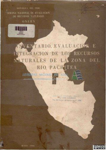 P01 03 7.pdf - Biblioteca de la ANA.